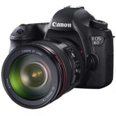 CANON EOS 6D+24-105mm IS STM 單鏡組*(中文平輸)-送64G記憶卡+專用鋰電池+雙鏡包+大腳架等大全配