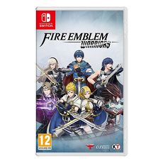 NS《Fire Emblem 無雙 聖火降魔錄無雙》亞版中日文一般版