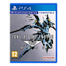 PS4《ZONE OF THE ENDERS:The 2nd RUNNER – MARS》亞版英文版