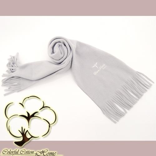 采棉居寢飾文化館 銀離子抗菌發熱圍巾