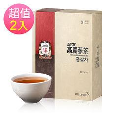 【正官庄】高麗蔘茶 50包x2入