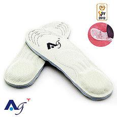 采棉居寢飾文化館 AG+女用足呼吸鞋墊