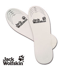 Jack Wolfskin 男用足抗菌鞋墊