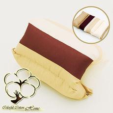 采棉居寢飾文化館 一條龍多功能手枕 2入
