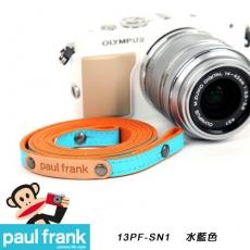 Paul Frank 微型單眼相機背帶系列[PF13PF-SN1-B/水藍色]