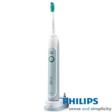 【PHILIPS 飛利浦】Sonicare Healthy White 音波震動牙刷 (HX6711) 加贈標準刷頭1入