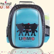 【勤澤軒】UnMe低年級雙層輕巧後背書包 ( 水藍)