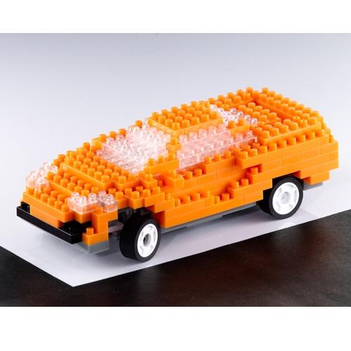 【UTICO】BRICAR 積木拼裝車-AE86 1552