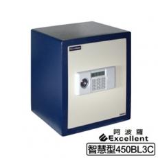 阿波羅 Excellent e世紀電子保險箱_智慧型(450BL3C)