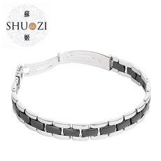 SHUZI? 黑京瓷手鍊 - 美國製造