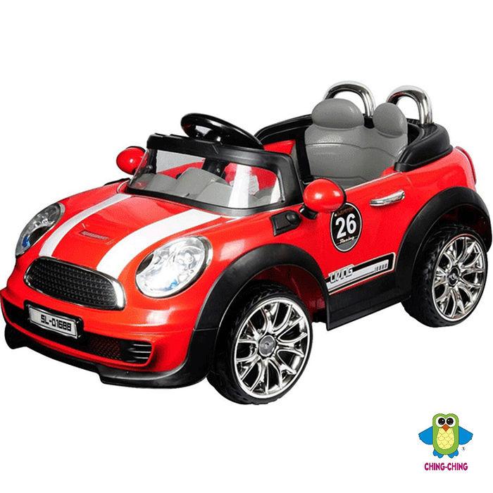 【親親】MINI電動車-紅色(RT-D1688)