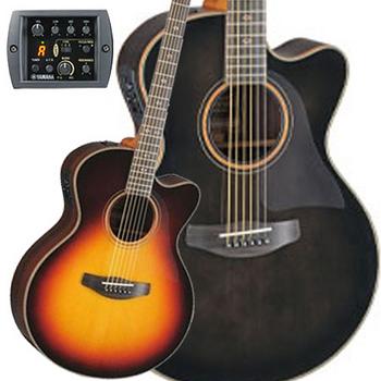 【YAMAHA】山葉 木吉他 民謠吉他 電木吉他(CPX1200)