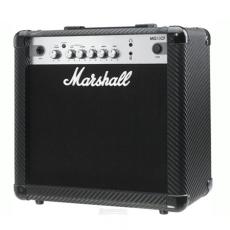 【Marshall】英國名牌 電吉他 音箱 原廠公司貨(MG15CF)