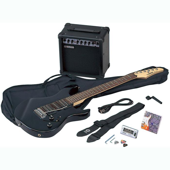 【YAMAHA】山葉 ERG121GPII/ UC 電吉他套裝組『公司貨』藍色