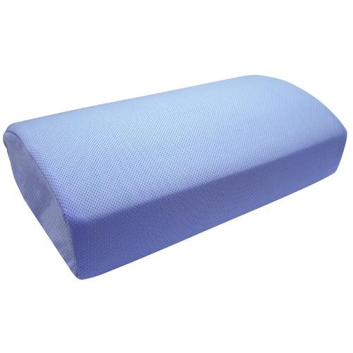 2入-Lisan竹炭惰性棉鳥眼布午安枕—藍色