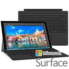 【原廠】Microsoft 微軟 Surface Pro 4 鍵盤 (CM-SP4) -黑色