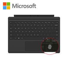 Microsoft 微軟 Surface Pro 4 鍵盤-黑 (含指紋辨識)