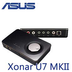 ASUS 華碩 Xonar U7 MKII USB外接式音效卡