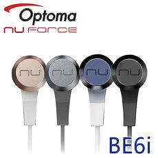 Optoma NuForce BE6i 無線藍芽耳機金色
