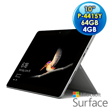 Microsoft 微軟 Surface GO 10吋 (P-4415Y/4G/64G)