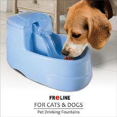 FReLINE 瀑布式寵物飲水器_FE-W011