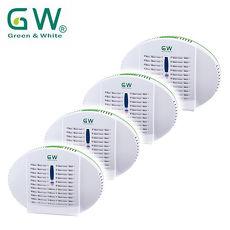 GW水玻璃 無線式迷你除濕機E-500 四入