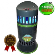 【KRIA可利亞】忽必獵光控吸捕式滅蚊器/捕蚊燈/捕蚊機/捕蚊器GM-906