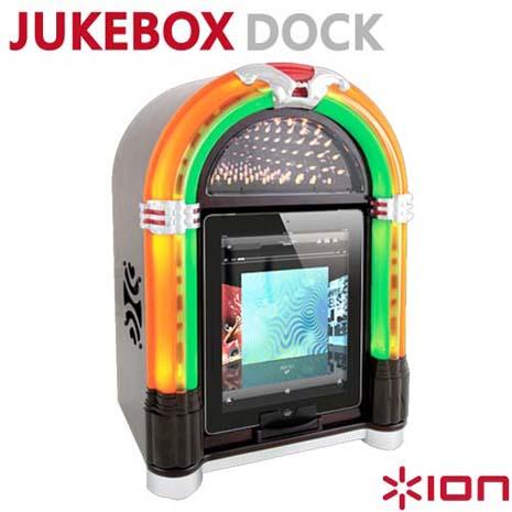 【Ion Audio】JUKEBOX DOCK 復古揚聲機