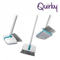 巧趣Quirky 二合一除塵掃帚 FLIPSIDE-特賣