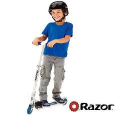 ▼送兒童安全帽▼【 美國 Razor 】 A Scooter 兒童 滑板車 / 平衡車A Scooter - CL