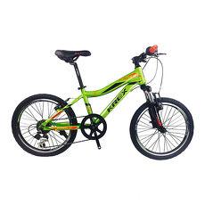 KREX ACTIVE V20-7速兒童車(綠色)