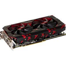 PowerColor 撼訊 (AXRX 580 8GBD5-3DH/OC) 紅魔版 RX 580 8GB GDDR5 RedDevil PCI-E 介面顯示卡