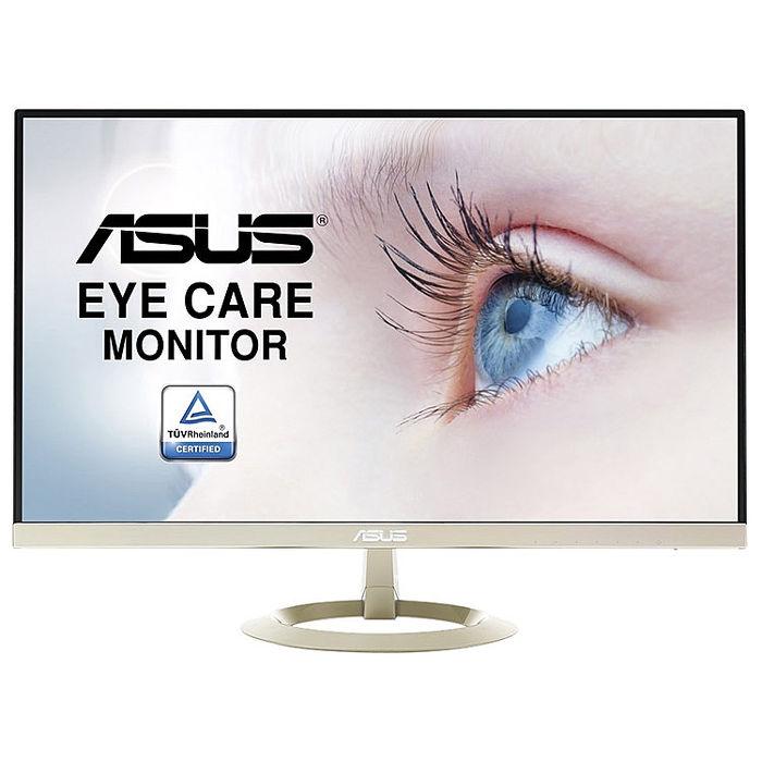 ASUS 華碩 VZ27AQ 27型 27吋 (護眼/寬) 螢幕 (2560x1440 / D-sub+DP+HDMI / 喇叭 1.5Wx2)