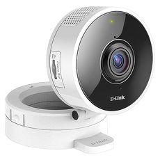 D-Link 友訊 DCS-8100LH HD 180度 超廣角 無線 網路攝影機