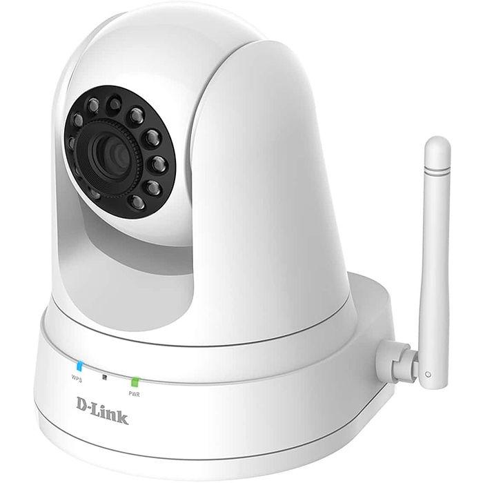D-Link 友訊 DCS-8525LH Full HD 可旋轉 廣角 無線 網路攝影機