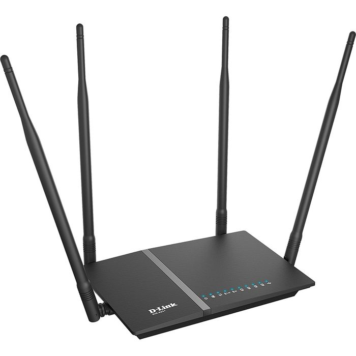 D-Link 友訊 DIR-825 Plus Wireless AC1200 雙頻 Gigabit 無線路由器