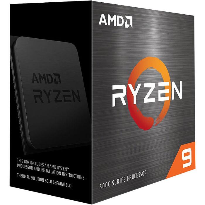 AMD Ryzen 9 5950X 3.4GHz 16核心處理器 R9-5950X (不含風扇)