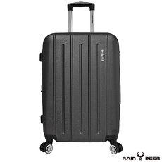 【RAIN DEER】夏爾28吋ABS耐磨防刮電子紋行李箱-顏色任選