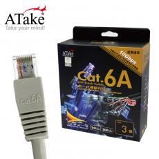 ATake - Cat 6A 網路線-3m