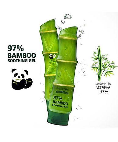 韓國DEWY TREE 97% 竹子保濕凝膠