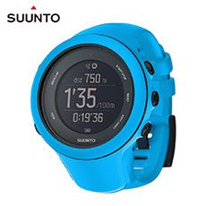 SUUNTO Ambit3 Sport HR進階多項目運動GPS腕錶-藍色