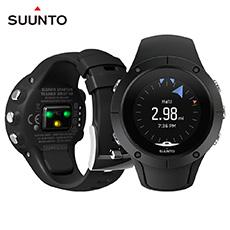 SUUNTO Spartan Trainer Wrist HR Black 全方位訓練與積極生活GPS運動腕錶【經典黑】