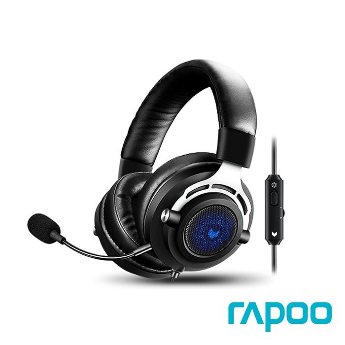 Rapoo 雷柏VH150 網咖指定版遊戲耳機