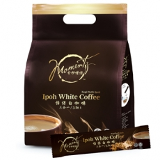 [即期良品出清] 分秒情懷白咖啡含糖三合一 (3袋組)