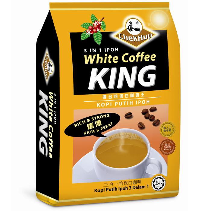 澤合怡保白咖啡含糖三合一(3袋組)