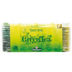 Stassen 司迪生 茉莉綠茶(袋裝防潮包) 1.5g*100入