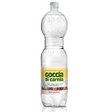 Goccia di Carnia 高地卡尼 義大利天然礦泉水 瓶裝(1500mlx12入)