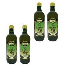 LugliO 義大利羅里奧特級橄欖油 1000ml 四入組