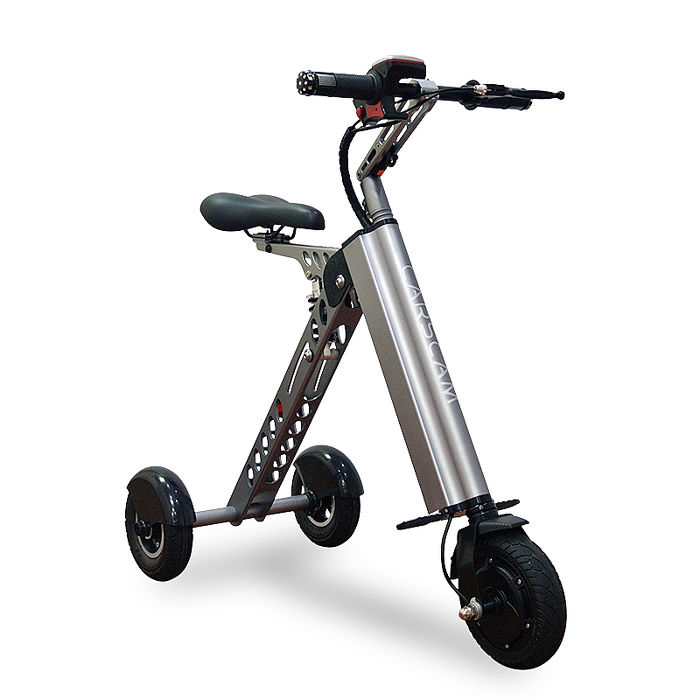 CARSCAM K型智能三輪折疊電動車【APP限定】