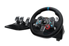 《PS4/PS3/PC專用》 羅技G29力回饋賽車方向盤